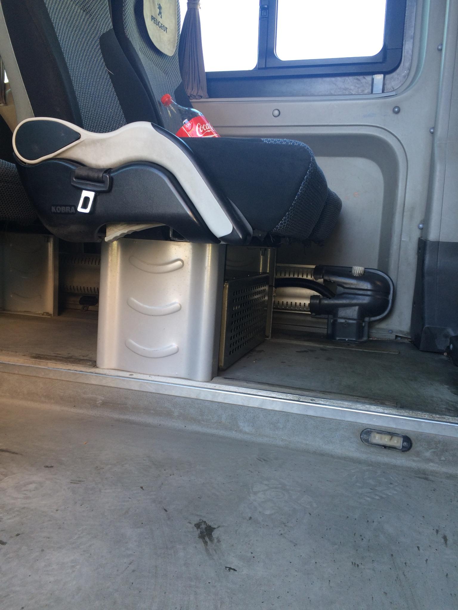 Çorum kaloriferi koltuk altı minibüs otobüs+++ montaj Ankara Usta Mühendislik + 05323118894
